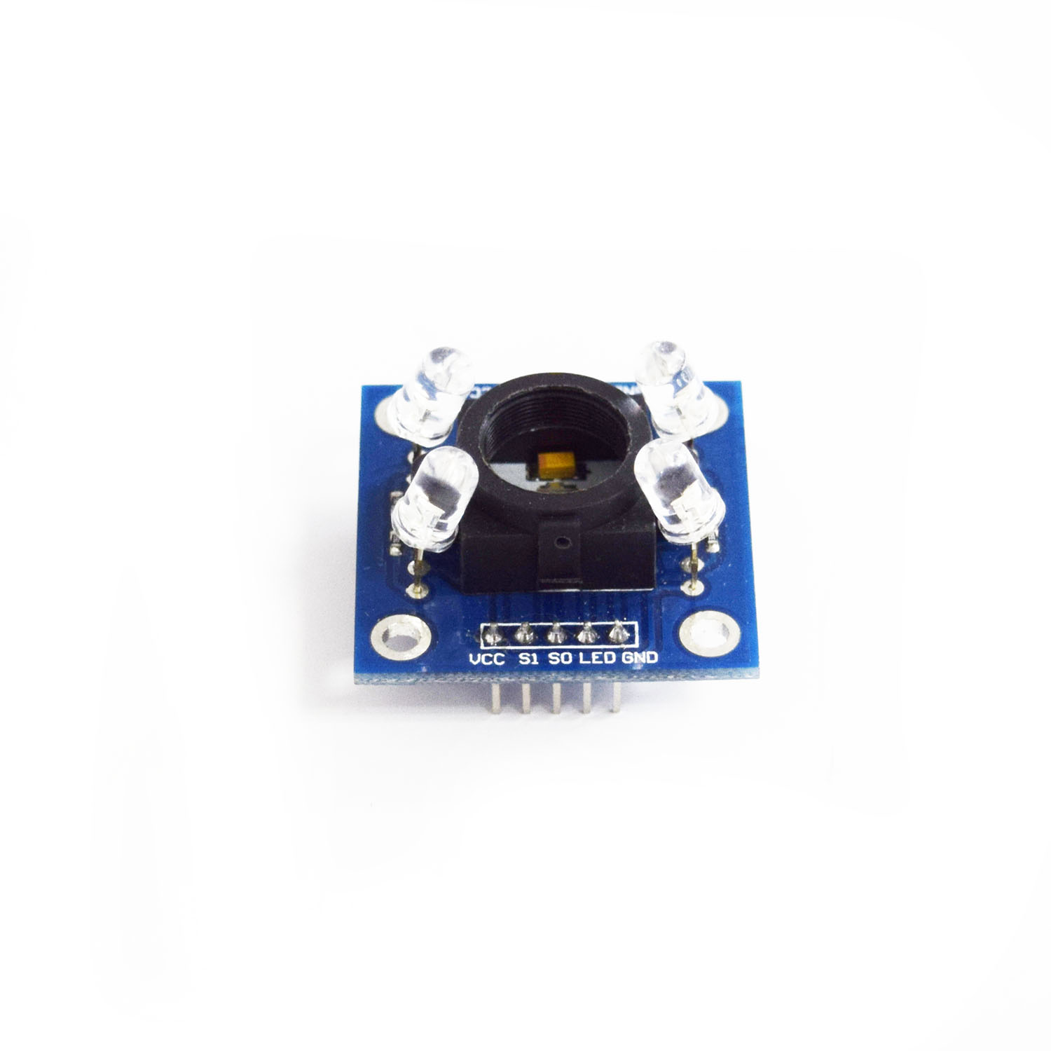Gy 31 Tcs230 Tcs3200 Color Sensor Recognition Module For Arduino Sensing Tutorial Tsc230 Tsc3200 Circuit Product Pictures Datasheet